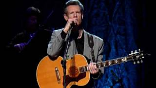"Randy Travis performing ""I Told You So""...."