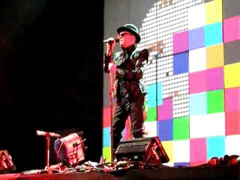 Pet Shop Boys Building A Wall