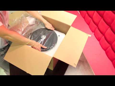 ClearAudio Record Cleaning Machine UNBOXING