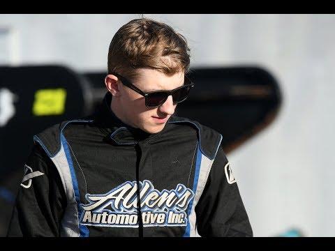 Bryce Weldon GoPro footage from Nevada Speedway