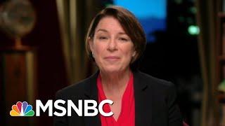 Senator Amy Klobuchar: I Actually Get Things Done | Morning Joe | Msnbc