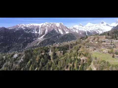 Switzerland - Mayens de Chamoson & Ovronnaz