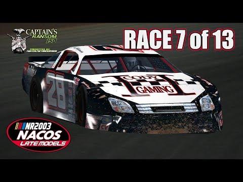The Captain's Ransom 150 @ Eldora Speedway   NACOS Late Models Race 7 of 13 (Season 1)