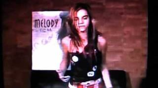 Melody Ruiz teaches dance