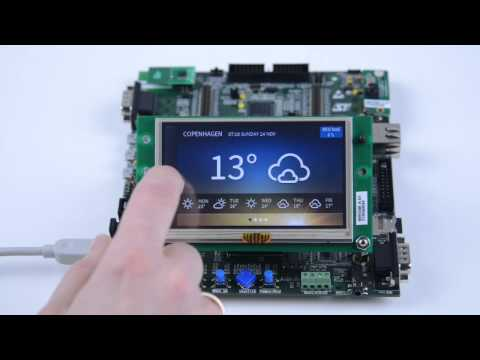 All in one Multimeter and DSO with SSD1963, STM32F4 discovery and