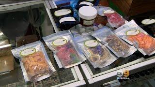 Edibles Are The Frontier In California's Emerging Marijuana Industry