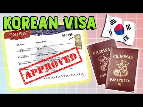 HOW TO GET KOREAN VISA APPROVED [FOR FILIPINOS]