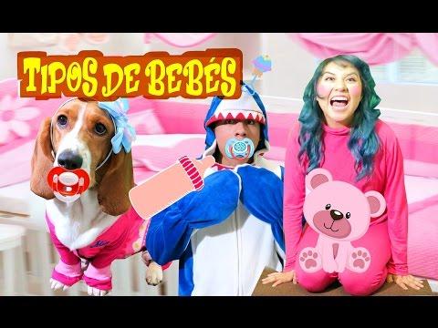 TIPOS DE BEBÉS – El Musical | Palomitas Flow !!!