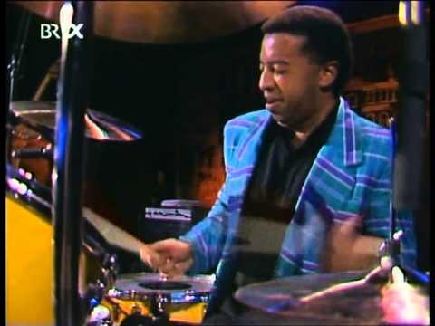 Tony Williams Quintet 1989 Drum Solo