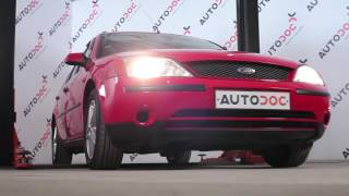 Video navodila za svoj FORD B-MAX