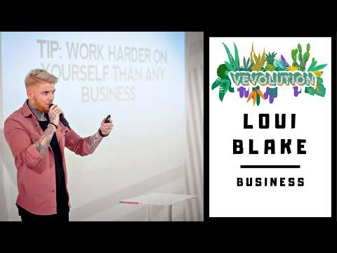 Creating Vegan Businesses With Purpose | Loui Blake