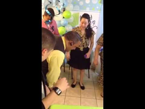 Baby Shower Dominican Style Youtube