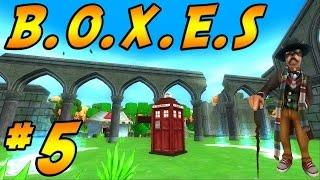 Wizard101: 5 BOXES Event: Part 5 | Avalon