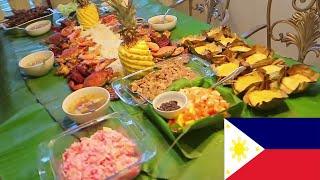 Filipino Boodle Fight (Plus A Special Announcement)