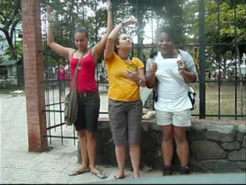 Contacting the World 2010 - First Wave Panama - Magic Bean pt. 1
