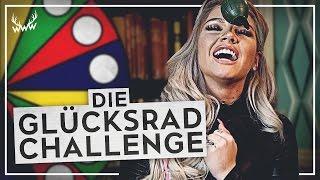 DIE GLÜCKSRAD-CHALLENGE mit Shirin David! | #WWW