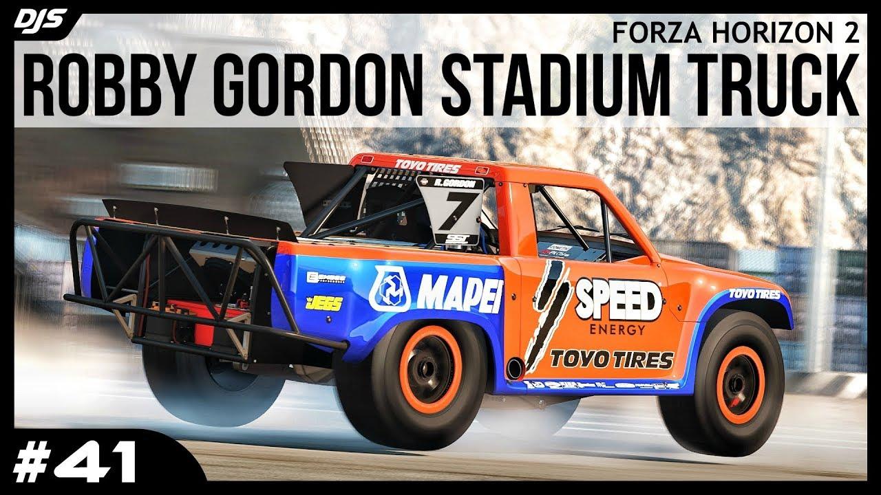 Robby Gordon Stadium Super Truck (S2-Class) - Forza Horizon 2 - Car Collection #41