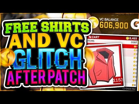 UNLIMITED FREE VC AND CLOTHES GLITCHGET EVERY SHIRT IN THE GAME FOR FREE! BOONK GANG 2K