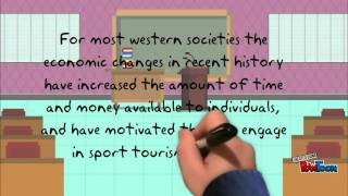 HISTORY OF SPORT TOURISM