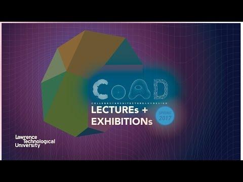 CoAD Lecture Series 2017 — Michael Bierut