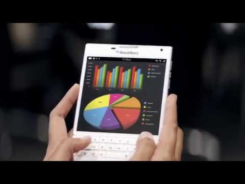 WORK WIDE stories with BlackBerry Passport