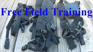 Duty Belt Suspenders: A Comparison