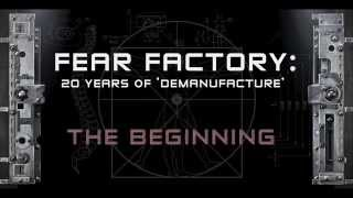 FEAR FACTORY - 20 Years of Demanufacture (PART 1: Interview with Monte Conner)