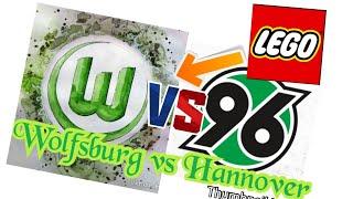 VFL WOLFSBURG VS HANNOVER 96 1:2