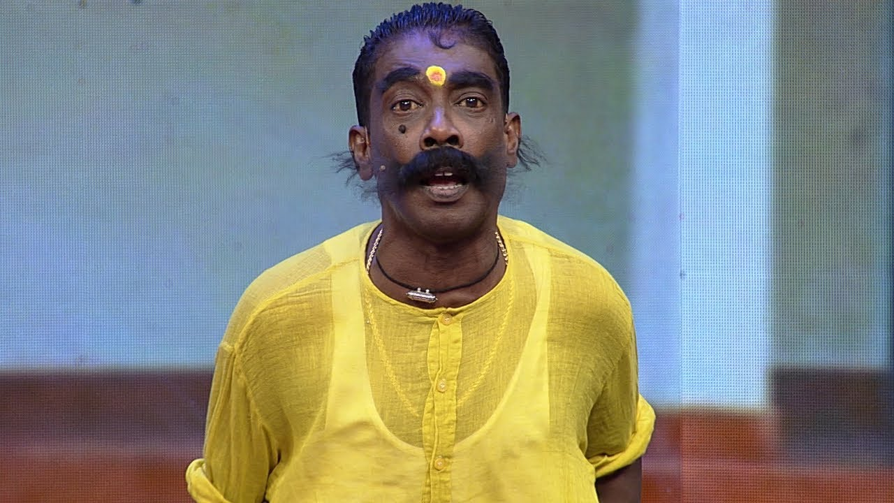 #Thakarppan Comedy I Umesh Kumar, the hero! I Mazhavil Manorama