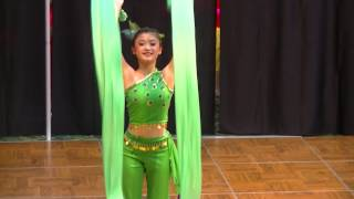 Chinese Ribbon Dance 彩帶舞