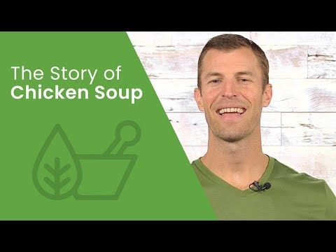 Chicken Soup and Ginger Ale  Dr Josh Axe