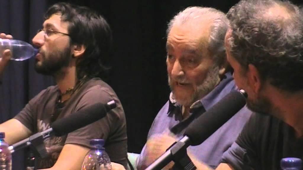 Intervención de Julio Anguita en la presentación del libro