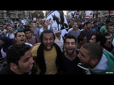 Egypt: Brotherhood's Badie Among Mass Death Sentences!!!
