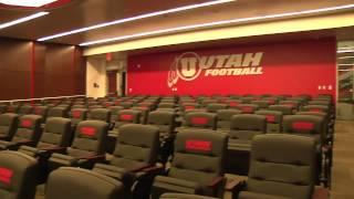 2013 Utah Football Player Facility Tour