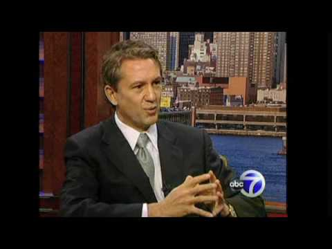 "Rick Lazio on ""Up Close"", WABC, 11/15/09"