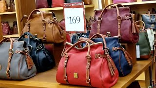 Dooney & Bourke Outlet Holiday SALE ~ Shop with Me!! and Clearance!