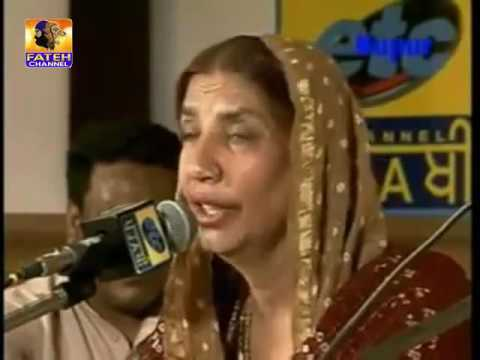 """pakistani singer """"Reshma"""" About Sardar"""