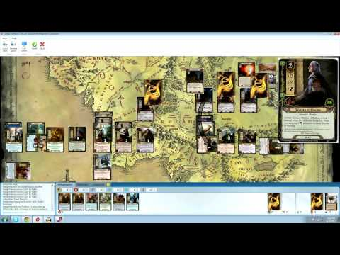Road to Rivendell (3 Players) - The Lord of the Rings: The Card Game