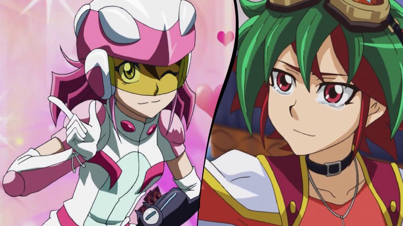 Yu-Gi-Oh! Arc-V Episode 69 遊戯王 アーク・ファイブ Review Yuzu X Yuya ...  Yu-Gi-Oh! Arc-V...