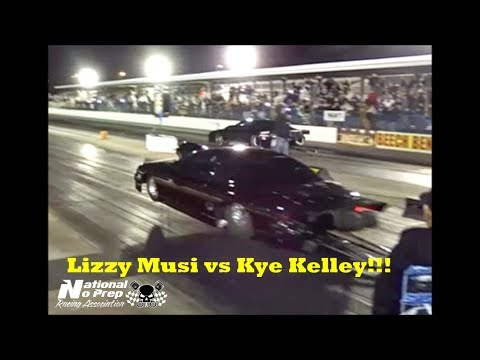Download Youtube: Lizzy Musi vs Kye Kelley at the Kentucky Street Outlaws Live no prep