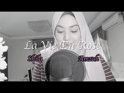 La Vie En Rose Cover ( French ) | Shila Amzah