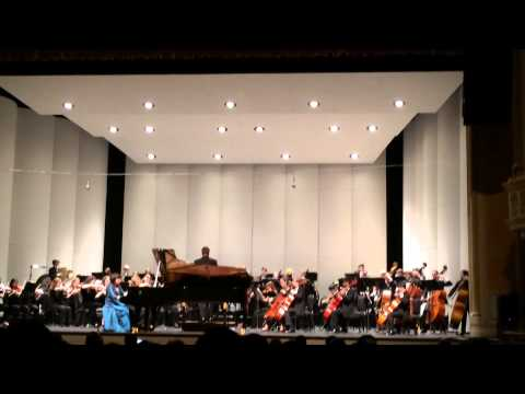 Mobile Symphony Youth Orchestra - Totentanz by Franz Liszt