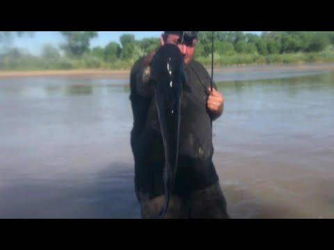 Fishing The Backyard III Rio Grande River Fishing