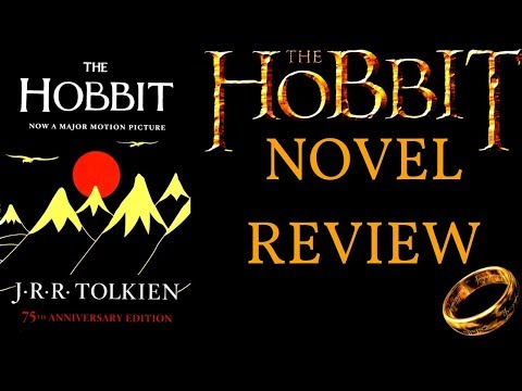 Novel Review|The Hobbit| J. R. R. Tolkien's The Lord of the Rings Saga|