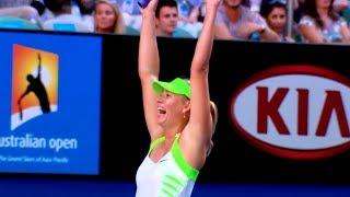 Maria Sharapova: Fired Up - Australian Open 2014