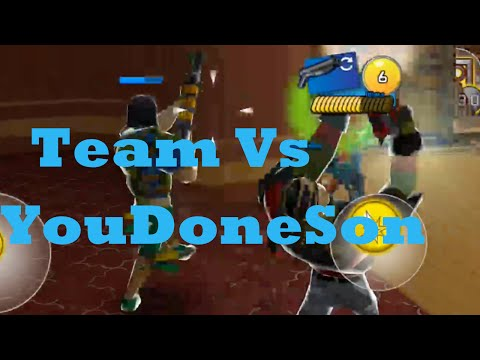 Team Vs With YouDoneSon: Respawnables Elite