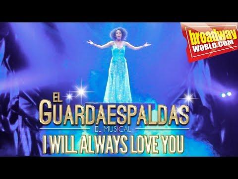 EL GUARDAESPALDAS - I Will Always Love You (Fela Domínguez)