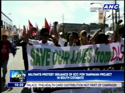 tampakan mining will worsen climate risk Over 2 billion people currently suffer from malnutrition and rising carbon emissions is projected to worsen this condition for hundreds of millions more.