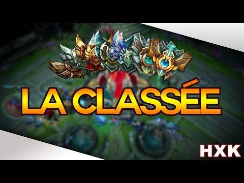 Hexakil - La Classée (Parodie LoL Fr)