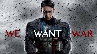 Marvel ~ We Want War